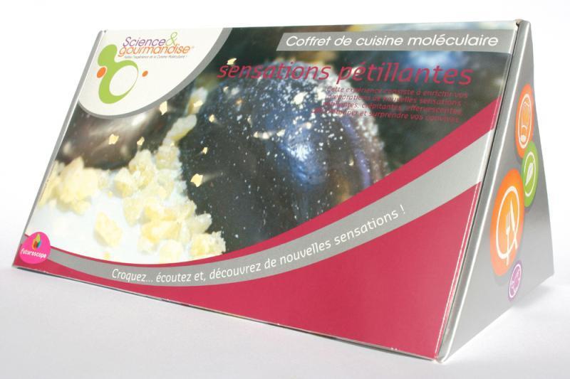 coffret de cuisine moleculaire