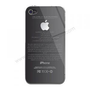 coque iphone 4 recette crumble au pomme