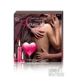Coffret Romantique Saint Valentin